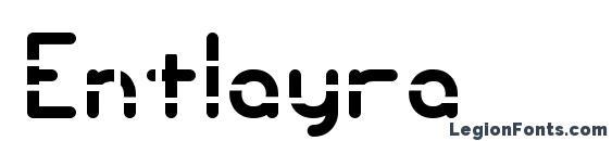 Entlayra Font
