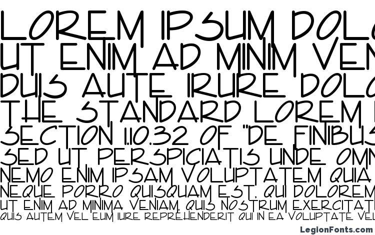 specimens Envision font, sample Envision font, an example of writing Envision font, review Envision font, preview Envision font, Envision font