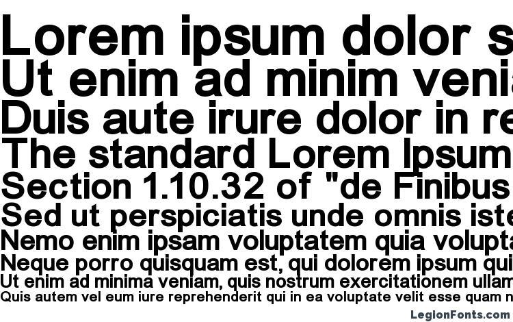 specimens ER Univers 1251 Bold font, sample ER Univers 1251 Bold font, an example of writing ER Univers 1251 Bold font, review ER Univers 1251 Bold font, preview ER Univers 1251 Bold font, ER Univers 1251 Bold font
