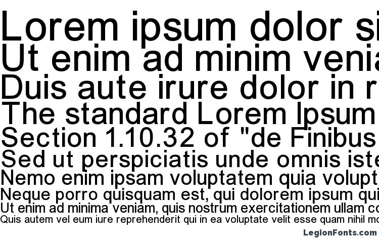 specimens ER Univers 1251 font, sample ER Univers 1251 font, an example of writing ER Univers 1251 font, review ER Univers 1251 font, preview ER Univers 1251 font, ER Univers 1251 font