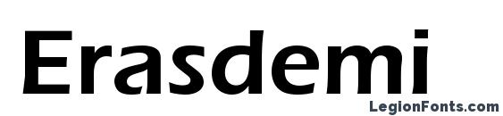 Шрифт Erasdemi