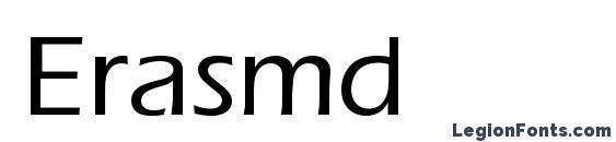 Erasmd font, free Erasmd font, preview Erasmd font