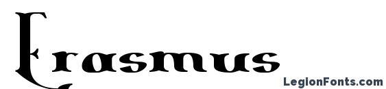 Erasmus Font