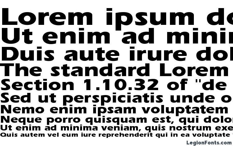 specimens Ergoxbe font, sample Ergoxbe font, an example of writing Ergoxbe font, review Ergoxbe font, preview Ergoxbe font, Ergoxbe font