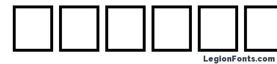 шрифт Ermine regular, бесплатный шрифт Ermine regular, предварительный просмотр шрифта Ermine regular