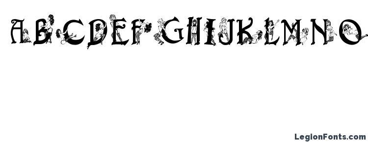 глифы шрифта ErotiCapsSolid, символы шрифта ErotiCapsSolid, символьная карта шрифта ErotiCapsSolid, предварительный просмотр шрифта ErotiCapsSolid, алфавит шрифта ErotiCapsSolid, шрифт ErotiCapsSolid