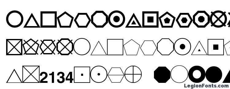 глифы шрифта ESRI Geometric Symbols, символы шрифта ESRI Geometric Symbols, символьная карта шрифта ESRI Geometric Symbols, предварительный просмотр шрифта ESRI Geometric Symbols, алфавит шрифта ESRI Geometric Symbols, шрифт ESRI Geometric Symbols