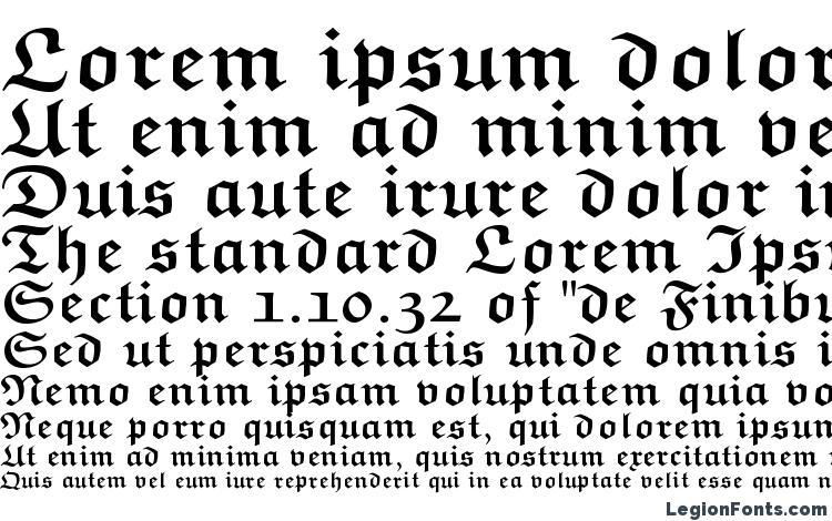 specimens Euclid Fraktur Bold font, sample Euclid Fraktur Bold font, an example of writing Euclid Fraktur Bold font, review Euclid Fraktur Bold font, preview Euclid Fraktur Bold font, Euclid Fraktur Bold font