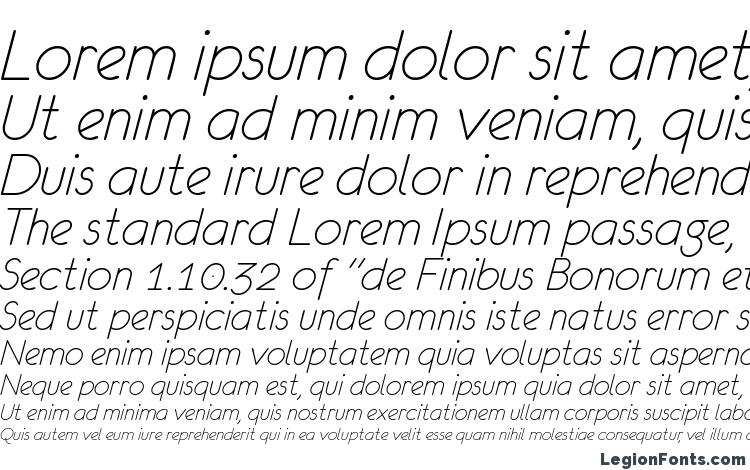 specimens eurofurence light italic font, sample eurofurence light italic font, an example of writing eurofurence light italic font, review eurofurence light italic font, preview eurofurence light italic font, eurofurence light italic font