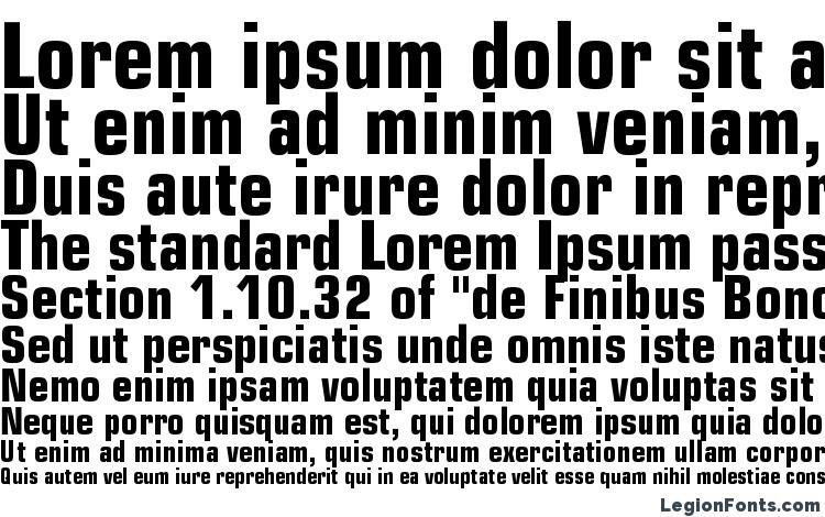 specimens EuropeCond Bold font, sample EuropeCond Bold font, an example of writing EuropeCond Bold font, review EuropeCond Bold font, preview EuropeCond Bold font, EuropeCond Bold font
