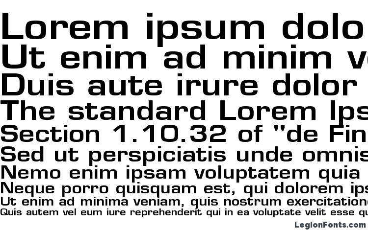 specimens Eurose Bold font, sample Eurose Bold font, an example of writing Eurose Bold font, review Eurose Bold font, preview Eurose Bold font, Eurose Bold font