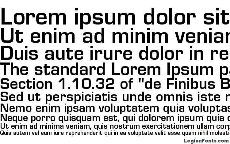 specimens Eurose Regular font, sample Eurose Regular font, an example of writing Eurose Regular font, review Eurose Regular font, preview Eurose Regular font, Eurose Regular font