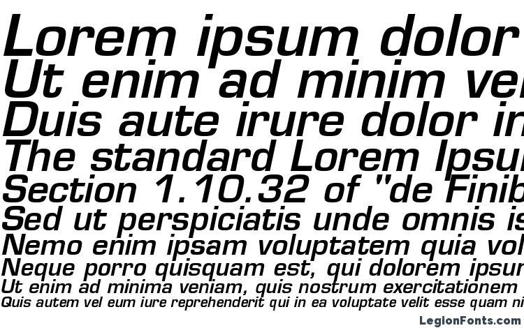 specimens EurostileLTStd DemiOblique font, sample EurostileLTStd DemiOblique font, an example of writing EurostileLTStd DemiOblique font, review EurostileLTStd DemiOblique font, preview EurostileLTStd DemiOblique font, EurostileLTStd DemiOblique font