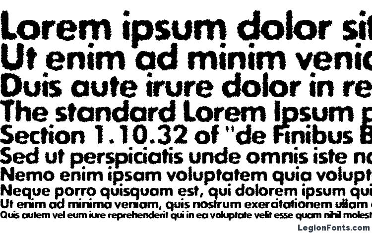 specimens Exposurectworough font, sample Exposurectworough font, an example of writing Exposurectworough font, review Exposurectworough font, preview Exposurectworough font, Exposurectworough font