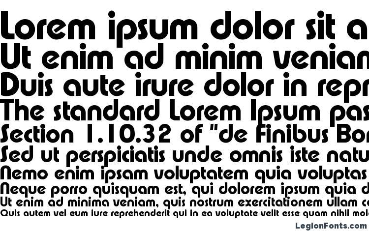 specimens Expressa Bold font, sample Expressa Bold font, an example of writing Expressa Bold font, review Expressa Bold font, preview Expressa Bold font, Expressa Bold font
