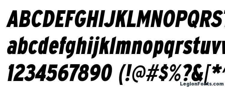 glyphs ExpresswayCdXb Italic font, сharacters ExpresswayCdXb Italic font, symbols ExpresswayCdXb Italic font, character map ExpresswayCdXb Italic font, preview ExpresswayCdXb Italic font, abc ExpresswayCdXb Italic font, ExpresswayCdXb Italic font