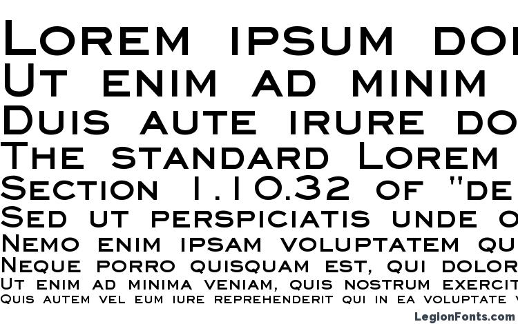 specimens Eyechart Bold font, sample Eyechart Bold font, an example of writing Eyechart Bold font, review Eyechart Bold font, preview Eyechart Bold font, Eyechart Bold font