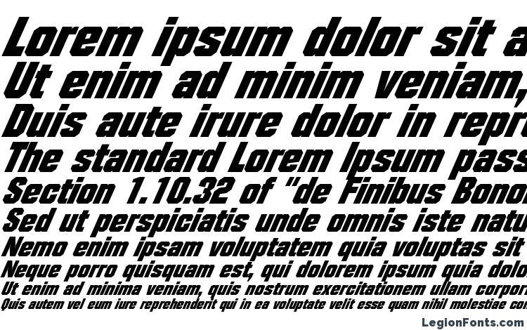 specimens FacetBlack XXitalic Regular font, sample FacetBlack XXitalic Regular font, an example of writing FacetBlack XXitalic Regular font, review FacetBlack XXitalic Regular font, preview FacetBlack XXitalic Regular font, FacetBlack XXitalic Regular font