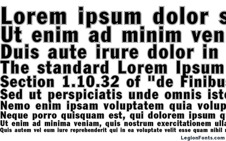 specimens Fagotcondconturc font, sample Fagotcondconturc font, an example of writing Fagotcondconturc font, review Fagotcondconturc font, preview Fagotcondconturc font, Fagotcondconturc font