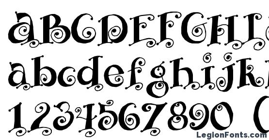 fairy tale font download free    legionfonts