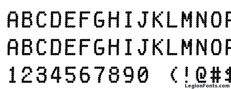 glyphs Fake Receipt font, сharacters Fake Receipt font, symbols Fake Receipt font, character map Fake Receipt font, preview Fake Receipt font, abc Fake Receipt font, Fake Receipt font