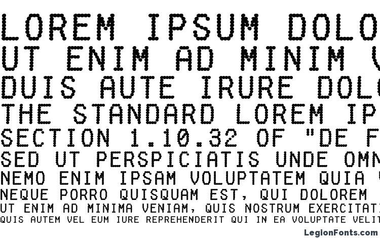 specimens Fake Receipt font, sample Fake Receipt font, an example of writing Fake Receipt font, review Fake Receipt font, preview Fake Receipt font, Fake Receipt font