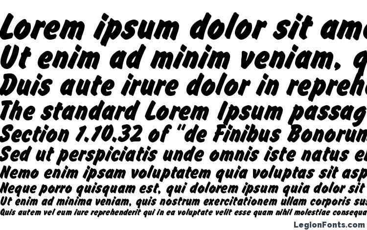 specimens Falcon Bold font, sample Falcon Bold font, an example of writing Falcon Bold font, review Falcon Bold font, preview Falcon Bold font, Falcon Bold font