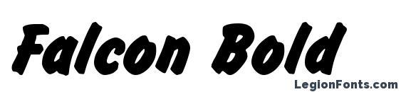 Шрифт Falcon Bold