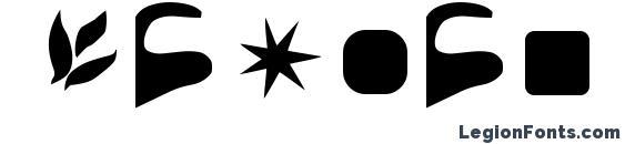 Fantas first Font