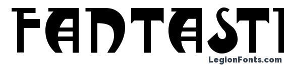 шрифт Fantastic MF Modern, бесплатный шрифт Fantastic MF Modern, предварительный просмотр шрифта Fantastic MF Modern