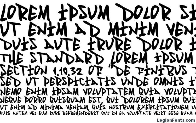 образцы шрифта Fantom, образец шрифта Fantom, пример написания шрифта Fantom, просмотр шрифта Fantom, предосмотр шрифта Fantom, шрифт Fantom