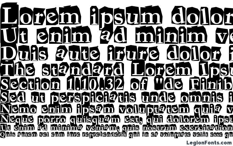 образцы шрифта Fanzine, образец шрифта Fanzine, пример написания шрифта Fanzine, просмотр шрифта Fanzine, предосмотр шрифта Fanzine, шрифт Fanzine