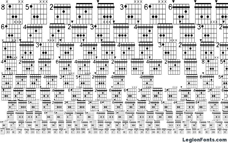 specimens Farhat acordes b y # font, sample Farhat acordes b y # font, an example of writing Farhat acordes b y # font, review Farhat acordes b y # font, preview Farhat acordes b y # font, Farhat acordes b y # font