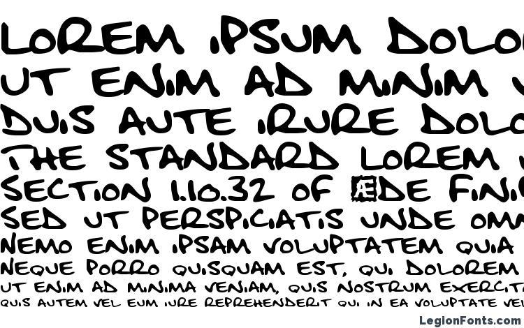 specimens Fatboy Slim BLTC (BRK) font, sample Fatboy Slim BLTC (BRK) font, an example of writing Fatboy Slim BLTC (BRK) font, review Fatboy Slim BLTC (BRK) font, preview Fatboy Slim BLTC (BRK) font, Fatboy Slim BLTC (BRK) font