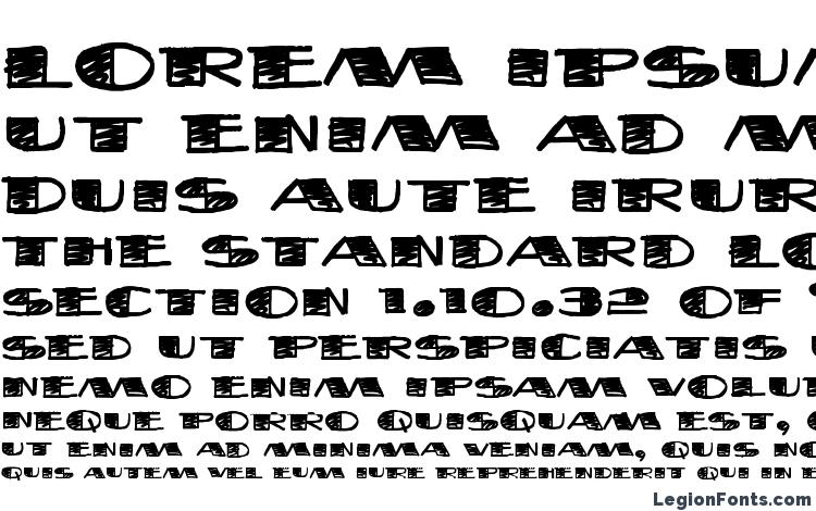 specimens FatStack BB font, sample FatStack BB font, an example of writing FatStack BB font, review FatStack BB font, preview FatStack BB font, FatStack BB font