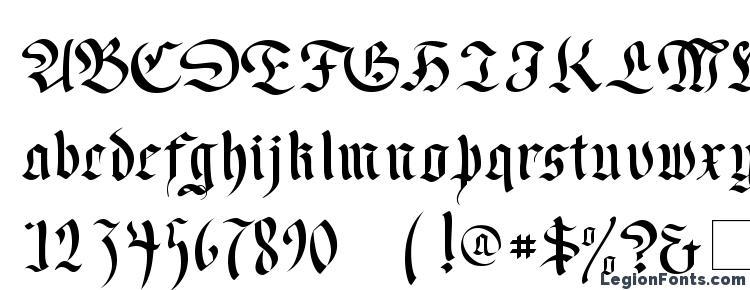 глифы шрифта Faustus, символы шрифта Faustus, символьная карта шрифта Faustus, предварительный просмотр шрифта Faustus, алфавит шрифта Faustus, шрифт Faustus