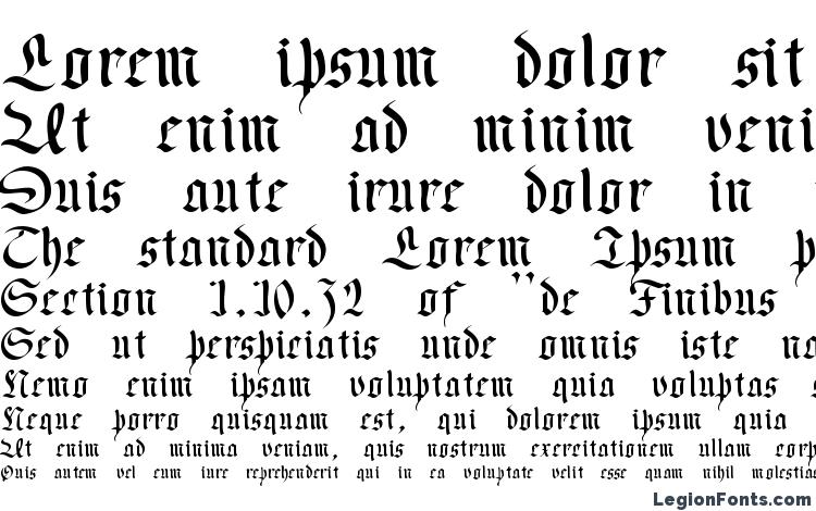 specimens Faustus font, sample Faustus font, an example of writing Faustus font, review Faustus font, preview Faustus font, Faustus font