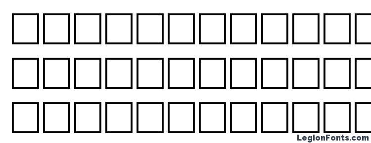 glyphs Fauvism regular font, сharacters Fauvism regular font, symbols Fauvism regular font, character map Fauvism regular font, preview Fauvism regular font, abc Fauvism regular font, Fauvism regular font