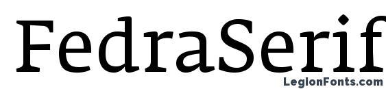 FedraSerifAPro Book Font, Stylish Fonts
