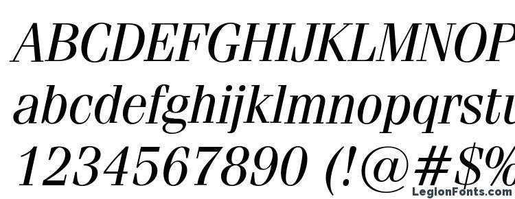 glyphs Fenice Regular Italic BT font, сharacters Fenice Regular Italic BT font, symbols Fenice Regular Italic BT font, character map Fenice Regular Italic BT font, preview Fenice Regular Italic BT font, abc Fenice Regular Italic BT font, Fenice Regular Italic BT font