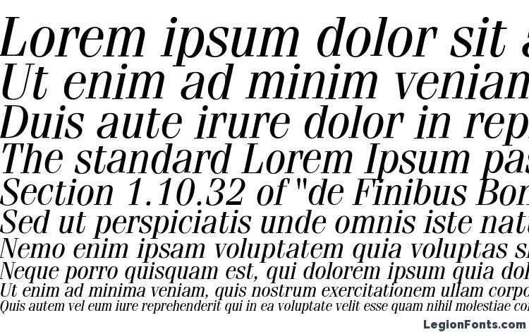 specimens Fenice Regular Italic BT font, sample Fenice Regular Italic BT font, an example of writing Fenice Regular Italic BT font, review Fenice Regular Italic BT font, preview Fenice Regular Italic BT font, Fenice Regular Italic BT font
