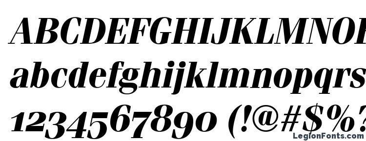 глифы шрифта Ferrara Osf BoldItalic, символы шрифта Ferrara Osf BoldItalic, символьная карта шрифта Ferrara Osf BoldItalic, предварительный просмотр шрифта Ferrara Osf BoldItalic, алфавит шрифта Ferrara Osf BoldItalic, шрифт Ferrara Osf BoldItalic