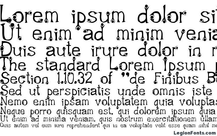 specimens Feta font, sample Feta font, an example of writing Feta font, review Feta font, preview Feta font, Feta font