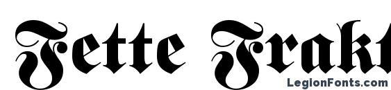 шрифт Fette Fraktur LT Dfr, бесплатный шрифт Fette Fraktur LT Dfr, предварительный просмотр шрифта Fette Fraktur LT Dfr