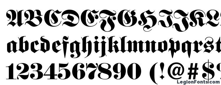 glyphs Fette Fraktur LT font, сharacters Fette Fraktur LT font, symbols Fette Fraktur LT font, character map Fette Fraktur LT font, preview Fette Fraktur LT font, abc Fette Fraktur LT font, Fette Fraktur LT font