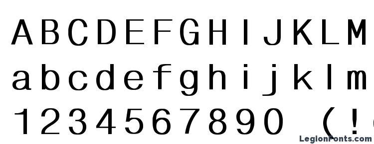 глифы шрифта Fhdlb, символы шрифта Fhdlb, символьная карта шрифта Fhdlb, предварительный просмотр шрифта Fhdlb, алфавит шрифта Fhdlb, шрифт Fhdlb