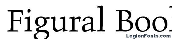 Figural Book Plain Font