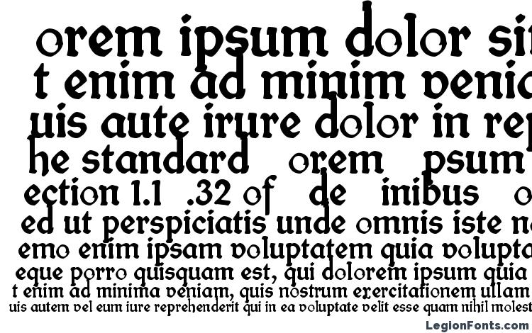 specimens Fin fraktur font, sample Fin fraktur font, an example of writing Fin fraktur font, review Fin fraktur font, preview Fin fraktur font, Fin fraktur font