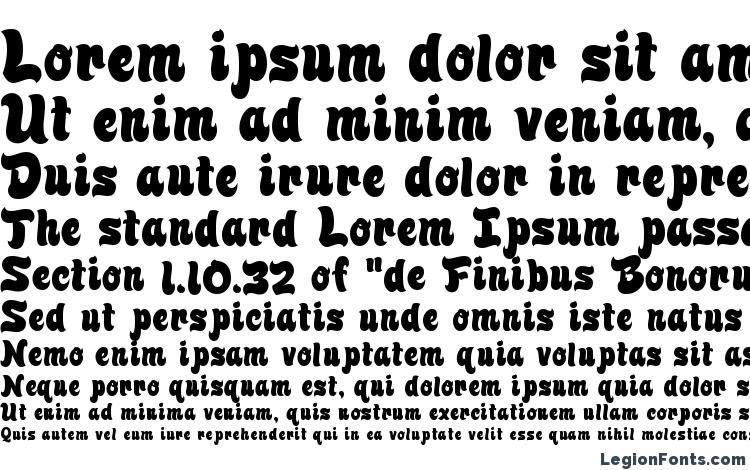 specimens Finkbrush font, sample Finkbrush font, an example of writing Finkbrush font, review Finkbrush font, preview Finkbrush font, Finkbrush font