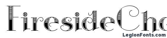 FiresideChatNF Font